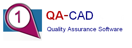 AS9102 Software First Article Inspection Software QA-CAD 2016