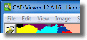 CAD VIEWER CAD READER CADVIEWER - CAD Viewer 2016 screen shot thumbnail.