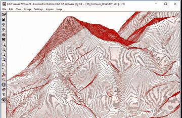 Output elevation data as a real 3D z cordinates - Arcv2CAD